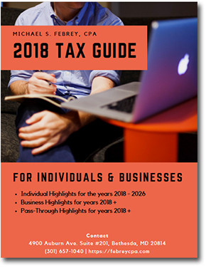 2018-tax-planning-guide-cover Your Tax Planning Guide