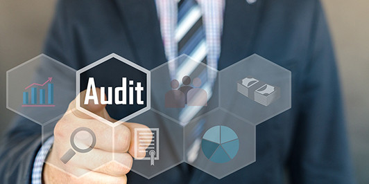 audit-honeycomb_LI-532x266 4 Ways to Make a Nonprofit Audit Less Scary
